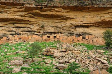 Ein altes Dorf