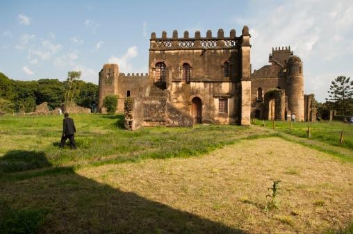 Burg von Gondar