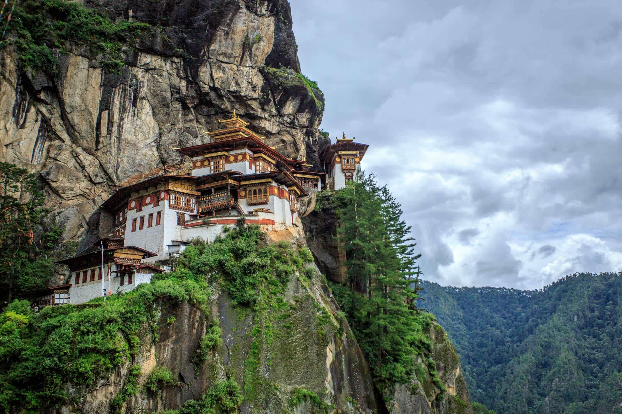 Bhutan Rundreisen