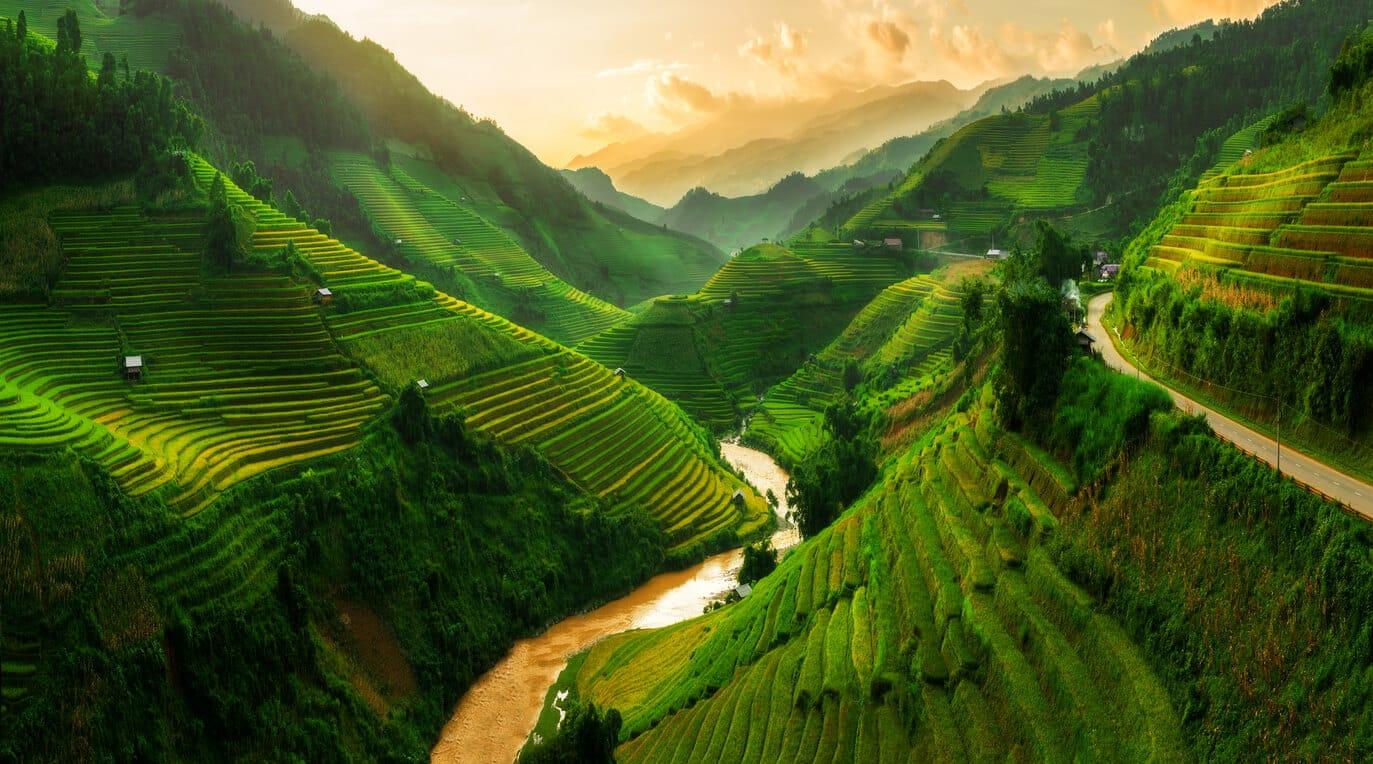Vietnam Rundreisen