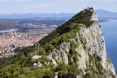 Affenfelsen - Gibraltar