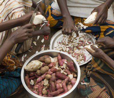 Afrikanisches Essen - Namibia