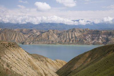 Kirgistan Individualreise -Alpinsee - Kirgistan - Asien Reisen