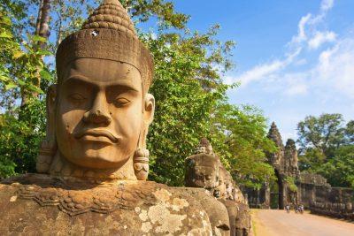 Kambodscha individuell -Kambodscha Laos Vietnam Rundreise -Aktivreise Vietnam Kambodscha - Angkor Wat - Siem Reap