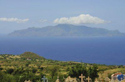 Kapverden Aktivurlaub -Gruppenreise Kapverdische Inseln -Aussicht - Insel Brava - Kap Verde