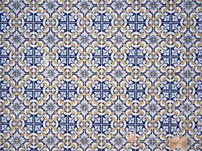 Azulejos - Malaga - Andalusien
