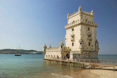 Belem Turm - Lissabon - Portugal