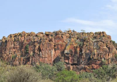 Berg - Waterberg Plateau - Namibia