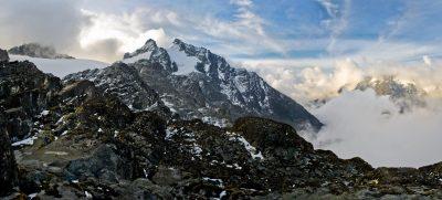 Uganda Gruppenreise - Uganda Rundreise -Berglandschaft - Rwenzori - Uganda