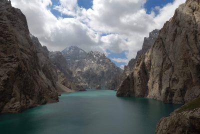 Kirgistan Individualreise -Bergsee - Kirgistan - Asien