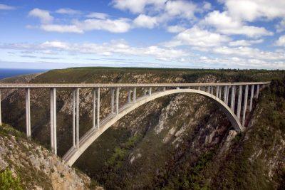 Bloukrans River Bridge - Garten Route -Suedafrika
