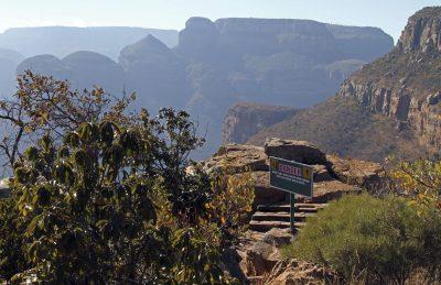 Suedafrika Individuell - Blyde River Canyon - Suedafrika