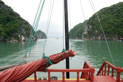 Individualreise Vietnam -Vietnam Gruppenreise - Boot - Halongbucht