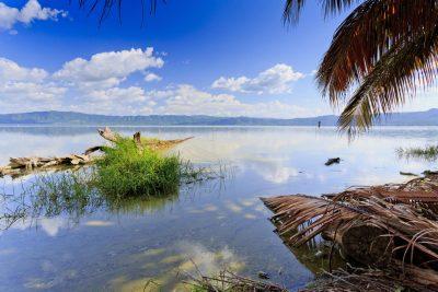 Bosumtwe See- bei Kumasi - Ghana