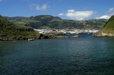 Bucht -Azoren - Portugal