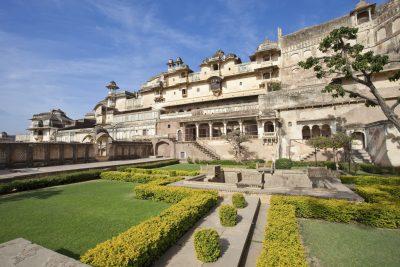 Radreise Indien -Bundi Palast - Rajasthan - Indien