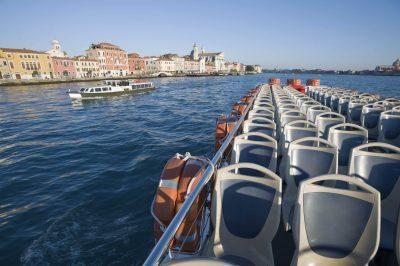 Canal de Guidecca - Venedig - Italien