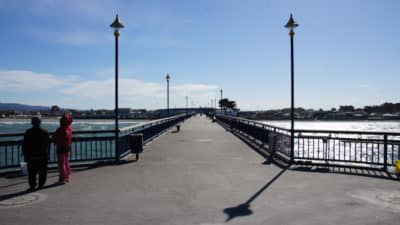 Christchurch- Südinsel - Neuseeland