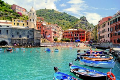 Cinque Terre - Italien