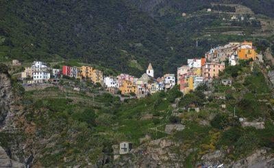 Corniglia - Cinque Terre - Italien