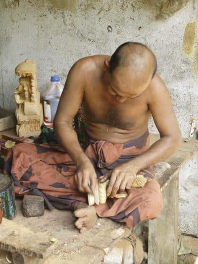 Einheimischer Arbeiter - Colombo - Sri Lanka