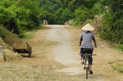 Vietnam Aktivreise -Vietnam individuell -Vietnam Individualreise - Vietnam Radreise -Fahrradfahrer - Vietnam