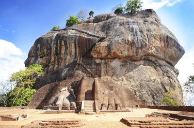 Felsenburg - Sigiriya - Sri Lanka