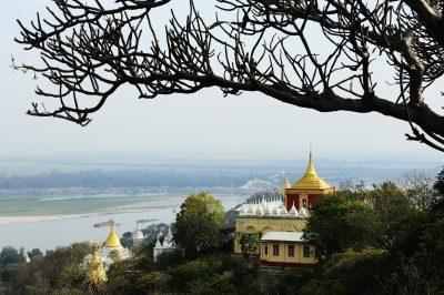 Fluss - Mandalay - Myanmar