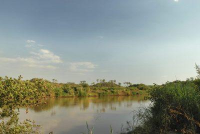 Aethiopien Reise -Flusslandschaft - Omo River - Aethiopien