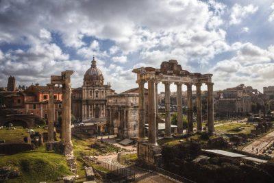 Forum Romanum - Rom - Italien