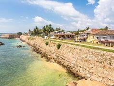 Sri Lanka - Rundreise - Hafenstadt Galle - Katamaranfahrt