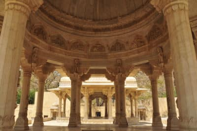 Gatore Ki -Jaipur - Rajasthan - Indien