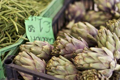 Gemuesemarkt - Rom - Italien