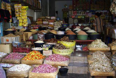 Gewuerzmarkt - Ubud - Bali