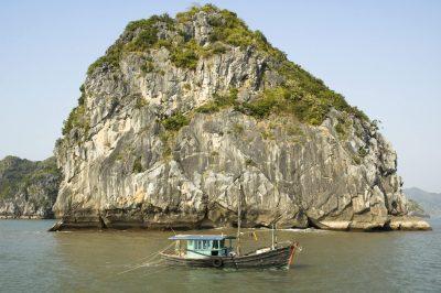 Vietnam große Rundreise -Vietnam Gruppenreise - Haiphong - Halong Bucht - Vietnam