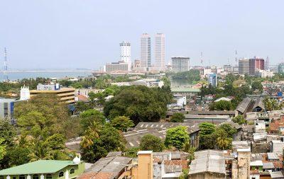 Rundreise Sri Lanka -Innenstadt - Colombo - Sri Lanka