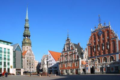 Innenstadt - Riga - Lettland