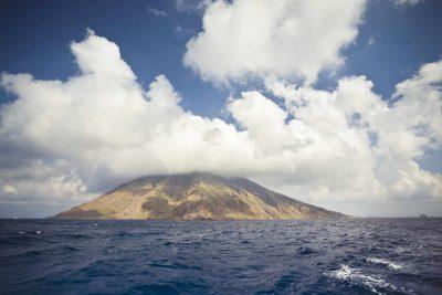 Insel Stromboli - Sizilien
