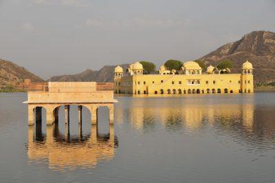 Jal Mahal - Rajastan - Jaipur - Indien