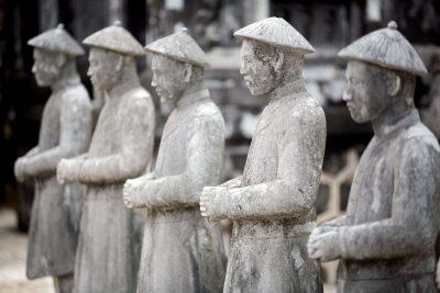 Vietnam Reise -Vietnam Rundreise -Königliche Graeber - Hue