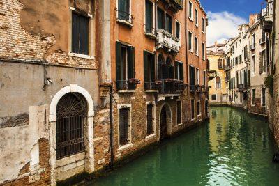Kanal - Venedig - Italien