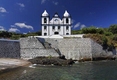 Kirche - Insel Pico - Azoren - Portugal