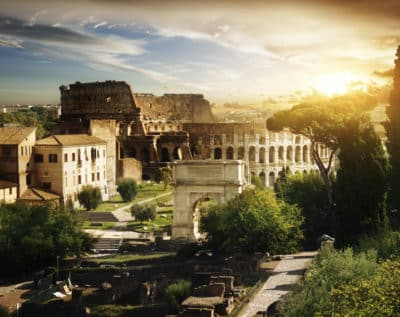 Kolloseum - Rom - Italien