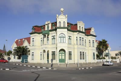 Kolonialhaus - Swakopmund - Namibia