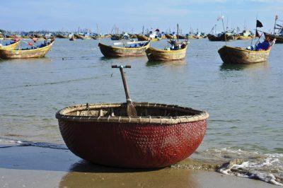 Korb Boot - Mui Ne - Vietnam