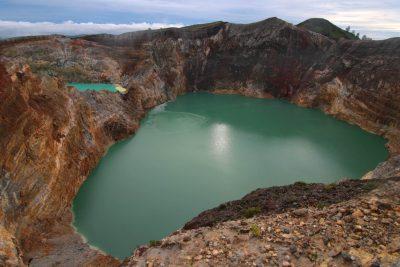 Indonesien Gruppenreise -Kratersee - Flores - Indonesien Urlaub