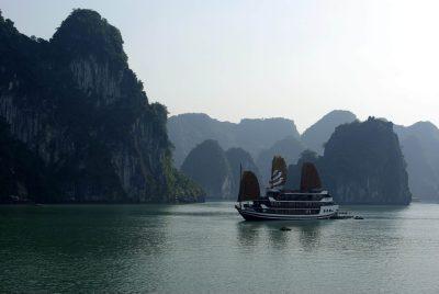 Kreuzfahrt - Halong Bucht - Vietnam