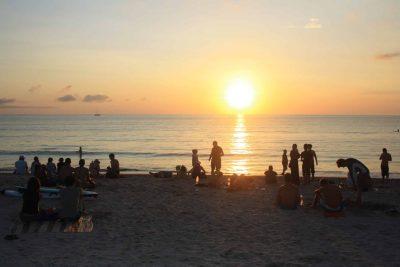 Kuta Strand - Bali - Indonesien