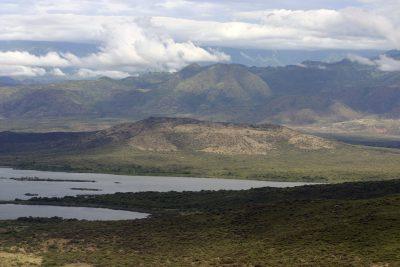 Aethiopien Reise -Landschaft - Lake Chamo - Aethiopien