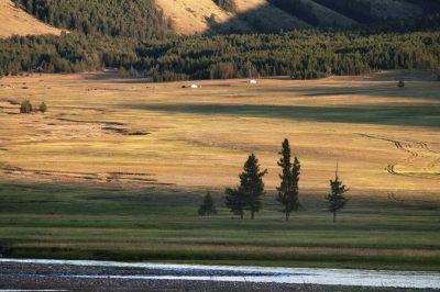 Mongolei Erlebnisreise -Mongolei Reiturlaub -Mongolei Gruppenreise -Landschaft - Mongolei